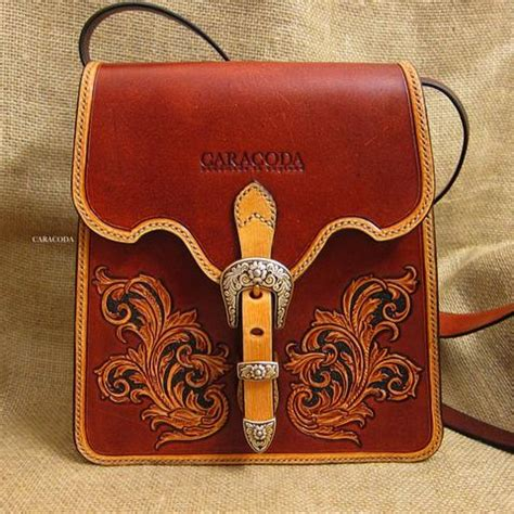 leather goods pattern leathercraft tooling pattern belt a4 001 your