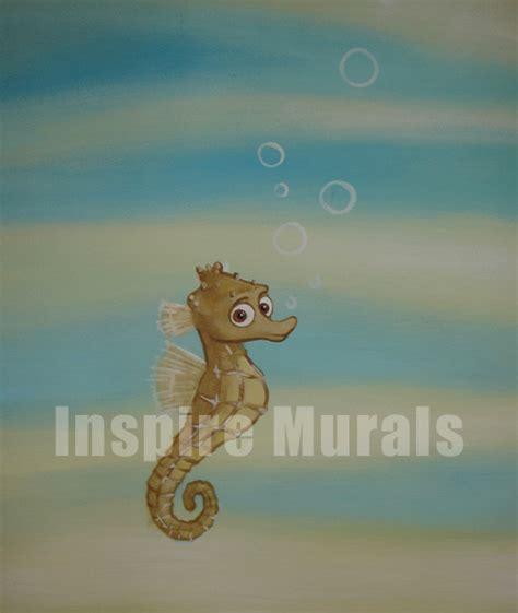 Finding Nemo Wall Mural deepsea wall mural