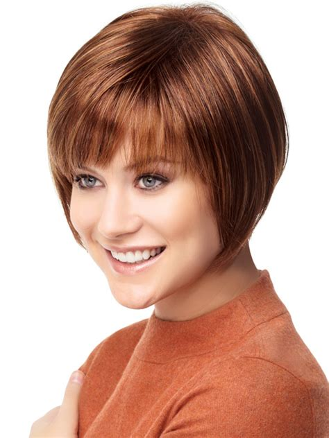hair styles with slanted fringes hairstyle simple beautiful bobs with bangs fringe