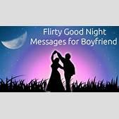 Flirty Messages...