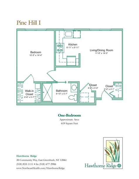 Cvs Floor Plan by Floor Plans For The Senior Apartments At Eddy Hawthorne