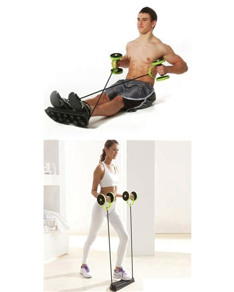 abdominal waist slimming trainer exerciser ab roller ab wheel fitness home workout