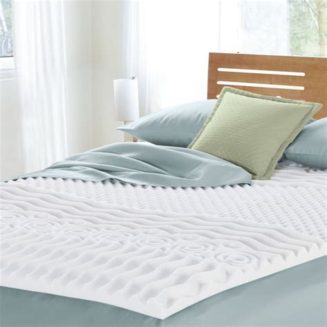Size Foam Mattress Topper by Size Memory Foam Mattress Topper Decor Ideasdecor Ideas