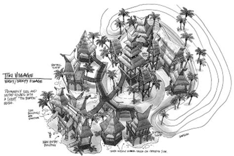 the of imagineer don carson photo heavy micechat this one below show a tiki bar concept