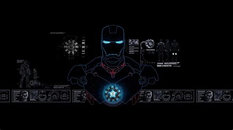 iron man wallpapers hd wallpaper cave