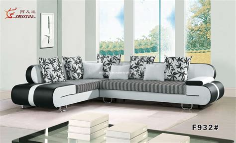 Modern Living Room Furnitures China Living Room Furniture Modern Chaise Sofa F932 China Sofa Fabric Sofa