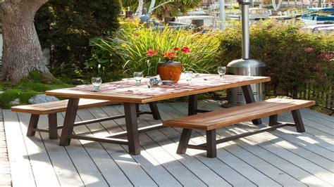 rustic outdoor table  sale rustic outdoor garden ideas