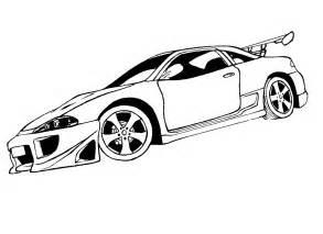como es carro dibujar en color imagui