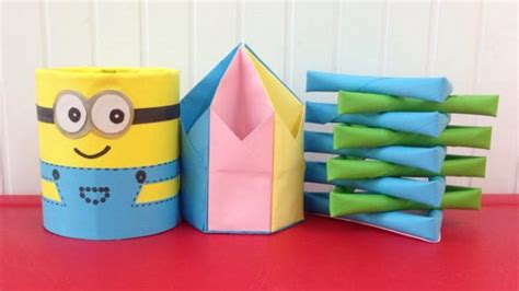 Easy Crafts To Make Out Of Paper - top 3 paper pencil holders easy to make easy