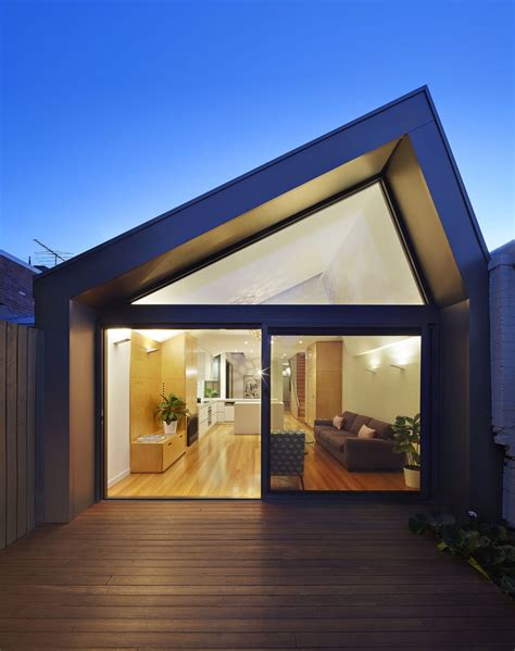 tiny house project big little house nic owen architects melbourne carlton