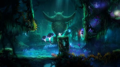 Ori and the blind forest definitive edition opens a whole new side