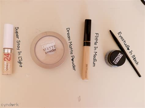 Eyeliner Maybelline Matte review maybelline fitme stay concealers matte