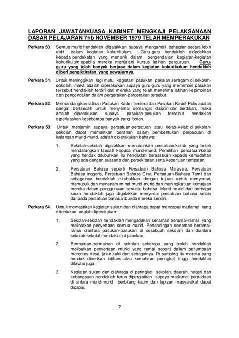 format buku laporan kokurikulum buku panduan pengurusan aktiviti kokurikulum sekolah
