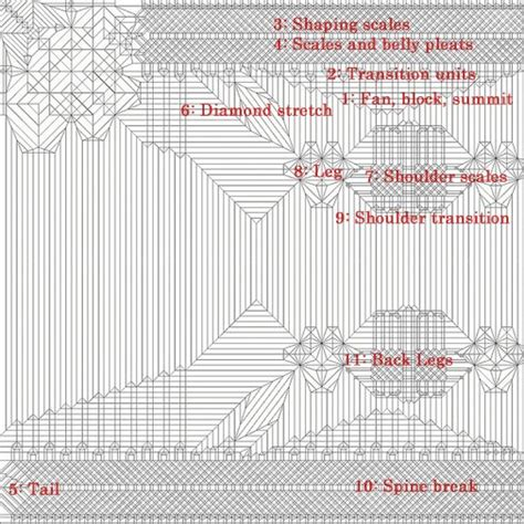 Origami Ryujin 3 5 Diagram Pdf - ryujin 3 5 continued setting the crease