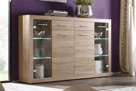 Sideboard Highboard by Highboard Can Can Highboard Anrichte Sonoma Eiche Real