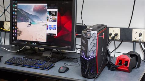 acer pounces on vr gaming with new predator desktop and laptop pcs acer predator g1 review a vr ready mini monster in a