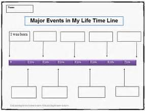 my time line template k 5 computer lab technology