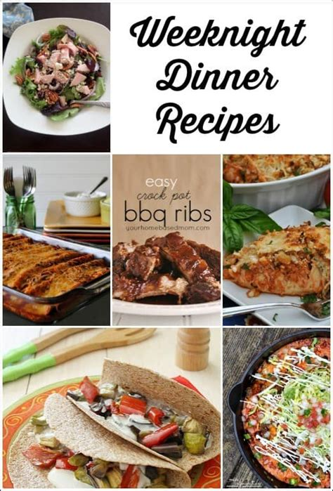 weeknight dinner weeknight meal ideas princess