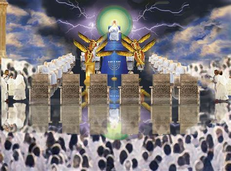 god s throne room throne of god revelation of jesus