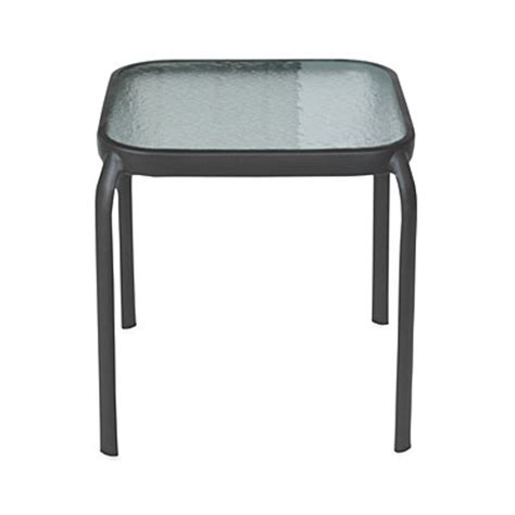 big lots side tables wilson fisher 174 glass top side table big lots