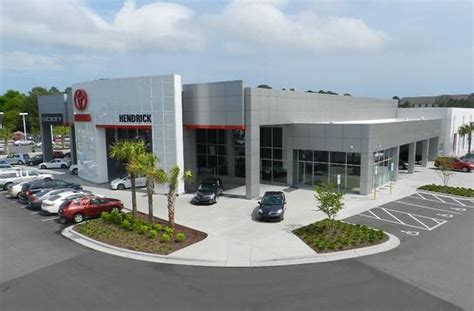 Toyota Of Wilmington Hendrick Toyota Of Wilmington Car Dealership In Wilmington