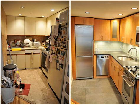 home remodel before and after before after small kitchen remodels modern kitchens