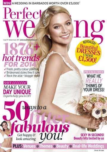 Perfect Wedding Magazine   Fashion Special 2014