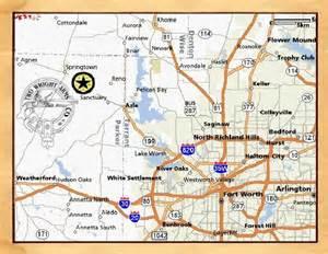 map of springtown contact us