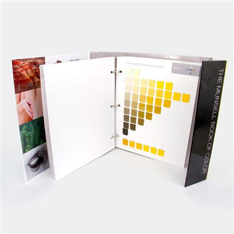 munsell book of color glossy edition pantone standards