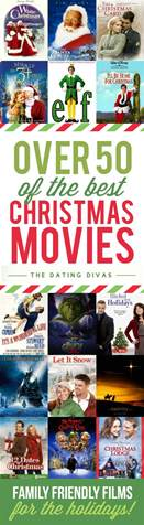 christmas movies over 50 of the best christmas movies the dating divas
