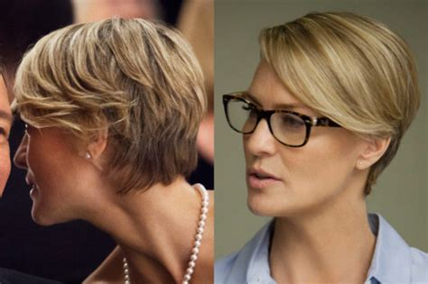 best haircut robin wright on house of cards vulture