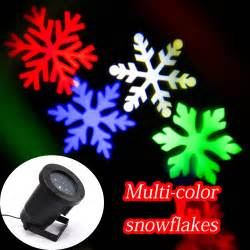 2016 outdoor snowflakes l laser light sparkling