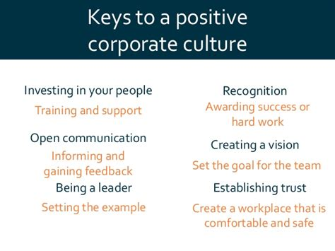work that works emergineering a positive organizational culture books creating a positive corporate culture