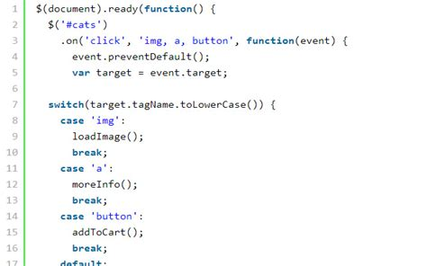 js delegate pattern 40 resources for getting started with jquery development
