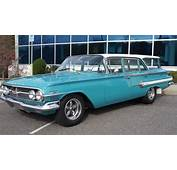 1960 Chevy Nomad For Sale348 Tri PowerAmazing Must See