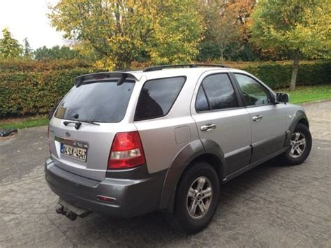 2004 Kia Sorento Transfer 2004 Kia Sorento For Sale For Sale In Castleconnell