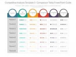 business comparison powerpoint templates | presentation