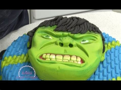 modelar en fondant mano de hulk como hacer modelar la mano de hulk en fondant how to make