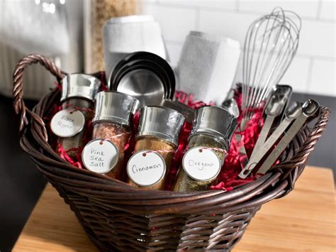 gift ideas for the kitchen gift baskets hgtv gifts and easy