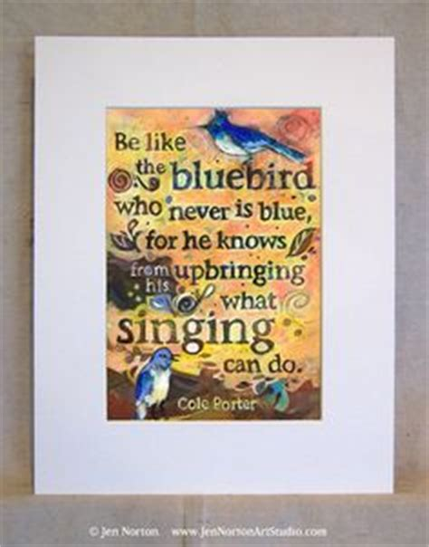 Bluebird Of Happiness Quotes