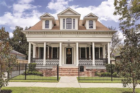 new orleans style homes prime property heights area home offers new orleans style