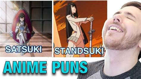 anime guessing anime memes and puns guessing