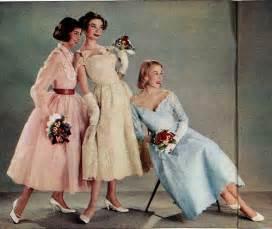 1957 brigitte hochzeit mode f 252 r brautjungfern flickr photo