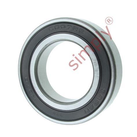 Bearing 6007 Koyo koyo 60072rs rubber sealed groove bearing 35x62x14mm simply bearings ltd