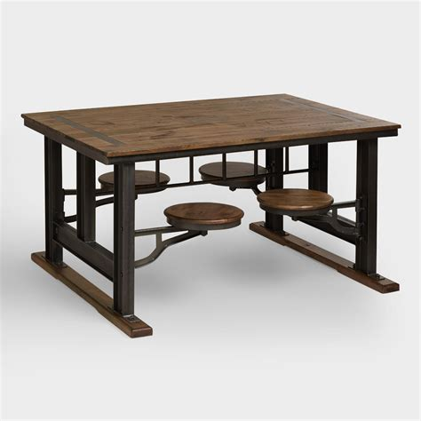Dining Rooms Sets For Sale by Galvin Cafeteria Table World Market