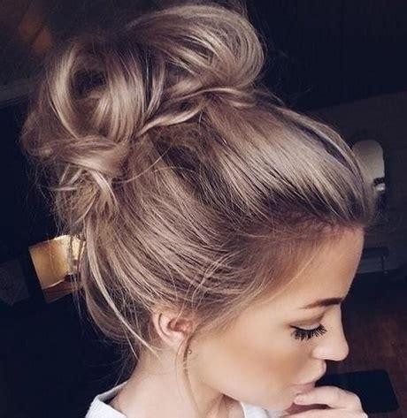 Leuke Haarstijlen Voor Lang Haar by Leuke Kapsels Voor Lang Steil Haar