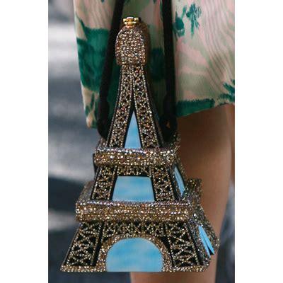 Eiffel Tower Bag Fashion the eiffel tower bag thefashionspot