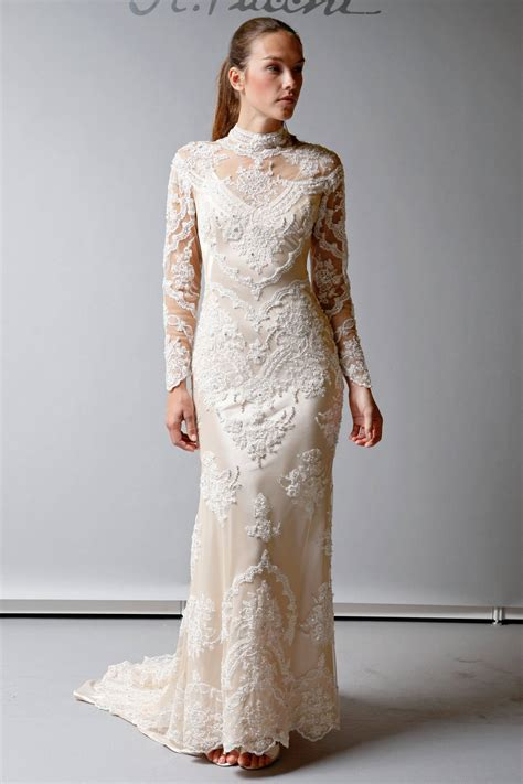 lace sheer wedding gowns 2013 wedding dress st pucchi bridal lace sheer sleeves