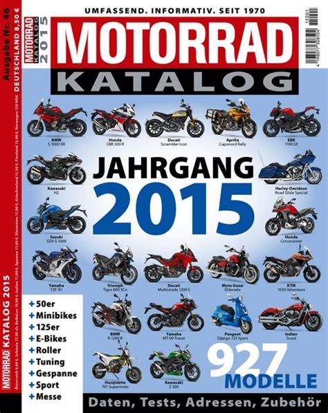 125er Motorrad Katalog 2015 motorrad katalog 2015 motorbuch versand de