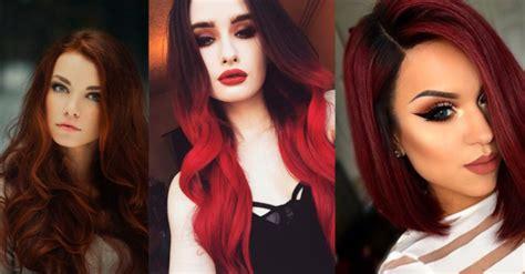 imagenes de tintes rojos fuertes 191 qu 233 hacer con mis cejas si me ti 241 o el cabello yo amo